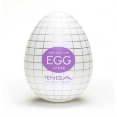 Tenga Eggs Male Masturbator - Spider
