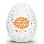 Tenga Eggs Male Masturbator - Twister